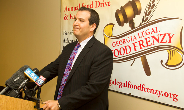 Georgia Legal Food Frenzy